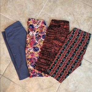 LuLaRoe lot of 4